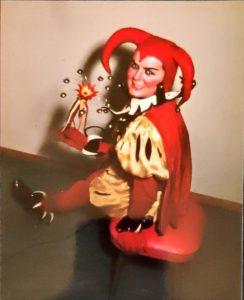 Gockelnarr 1954